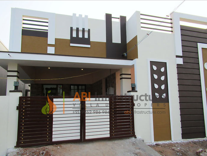 Plots for sales in Coimbatore