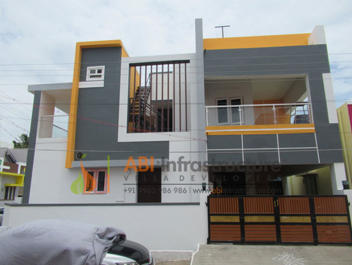 Independent villas for sales in Kalapatti,Coimbatore