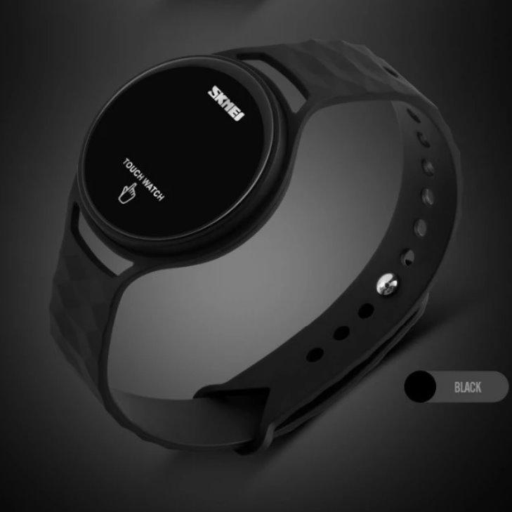 Jual barang jam tangan digital touch screen skmei original