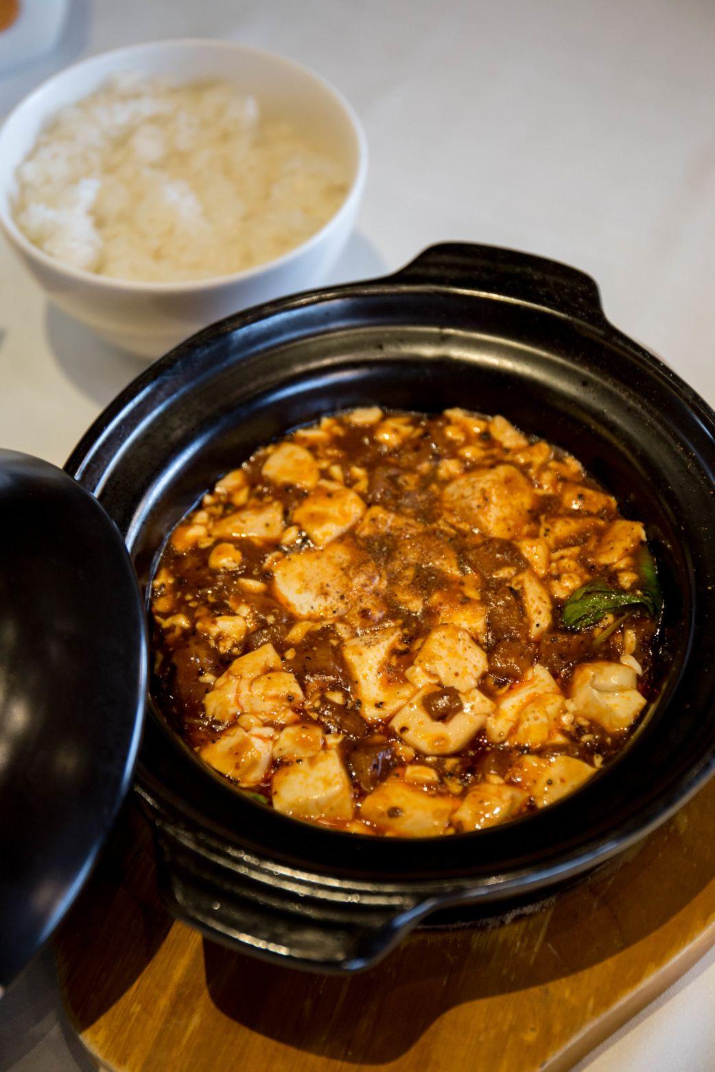 Signature Mapo Tofu
