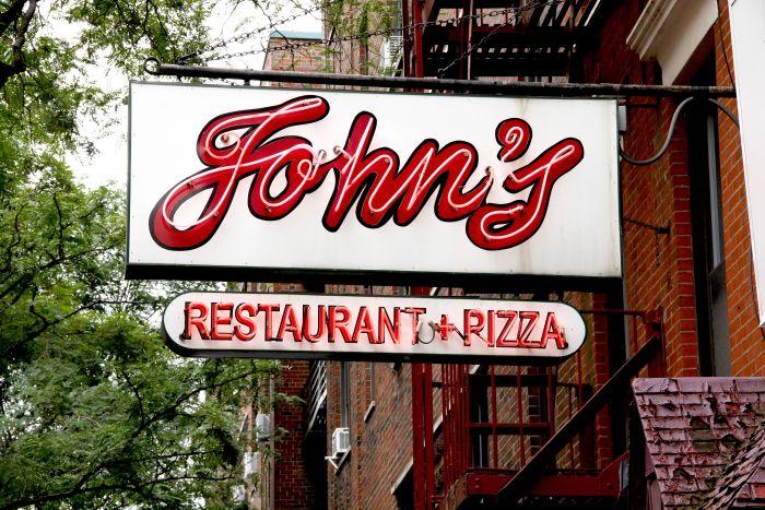 John's on 12th Street