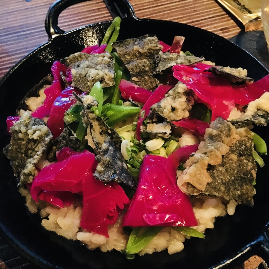 photo of Neon Pigeon Veganized: Unagi rice shared by @vikas on  25 Aug 2018 - review