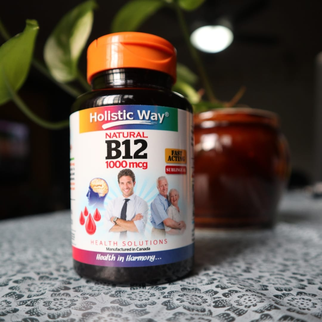 holistic b12 vegan