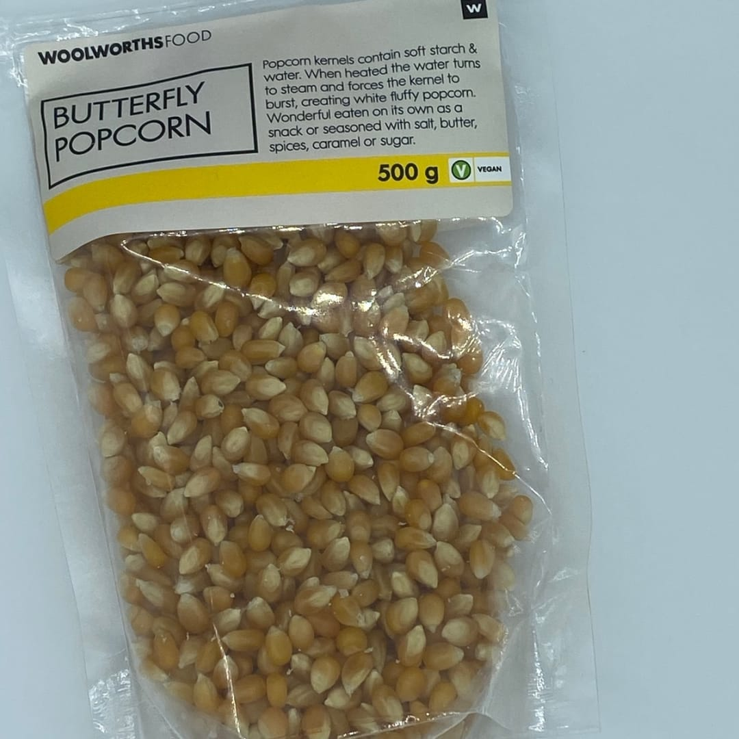 Woolworths Sa Butterfly Popcorn Reviews Abillion