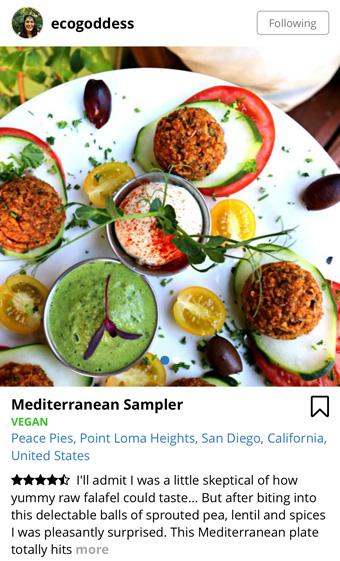 Review of Mediterrean Sampler by @ecogoddess