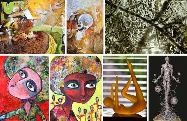 A pluralidade artística da Galeria Andreus