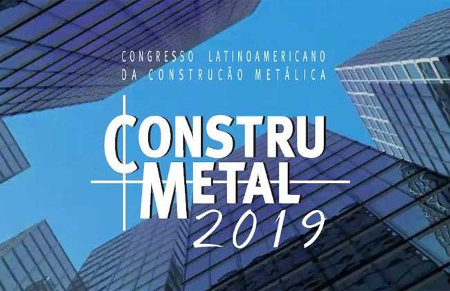 Estrutura metálica é tema na Construmetal