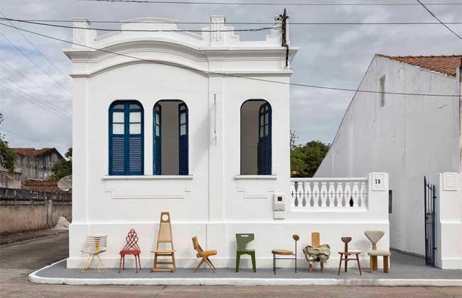 Museu das Cadeiras de Belmonte no DW! 2019