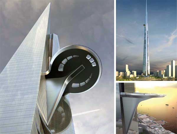 Guardian Glass cobrirá a Jeddah Tower