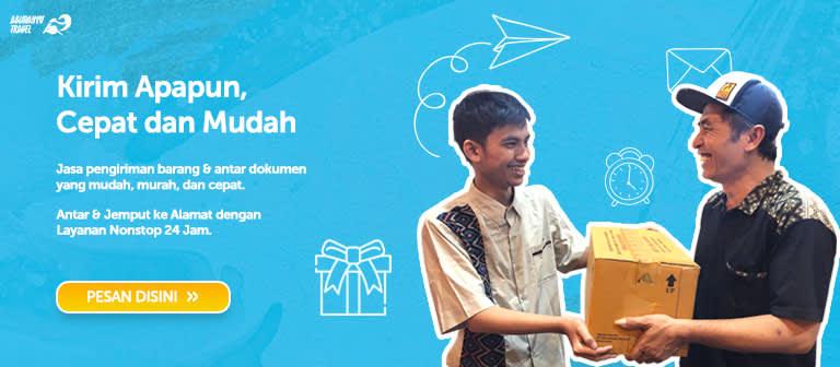 Jasa Pengiriman Barang Surabaya Malang