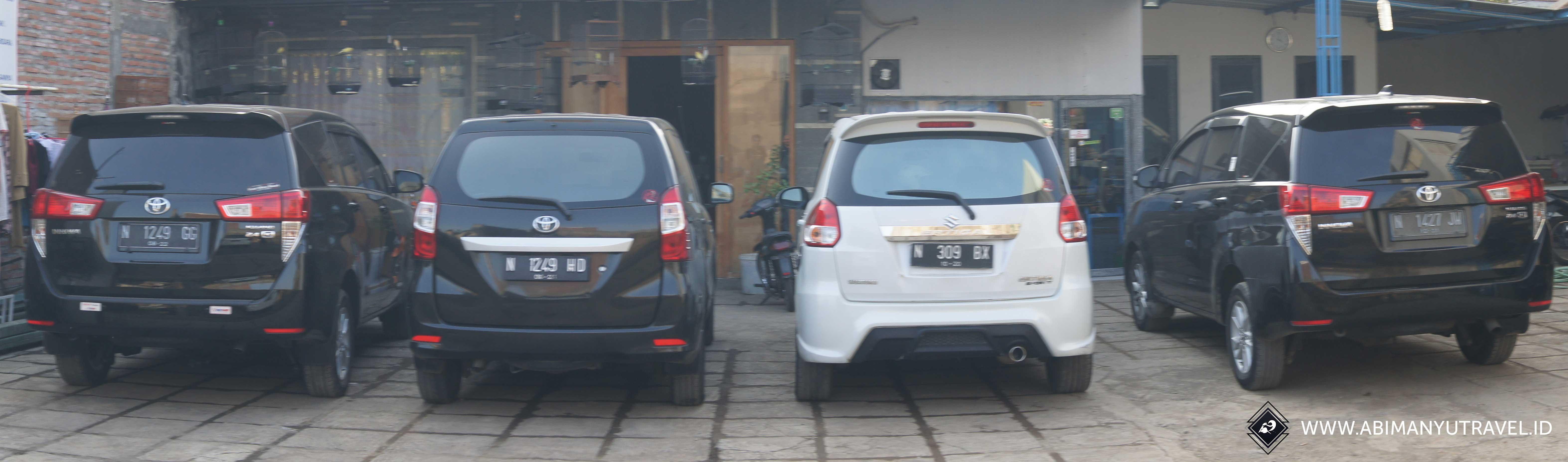 Harga Sewa Mobil Malang