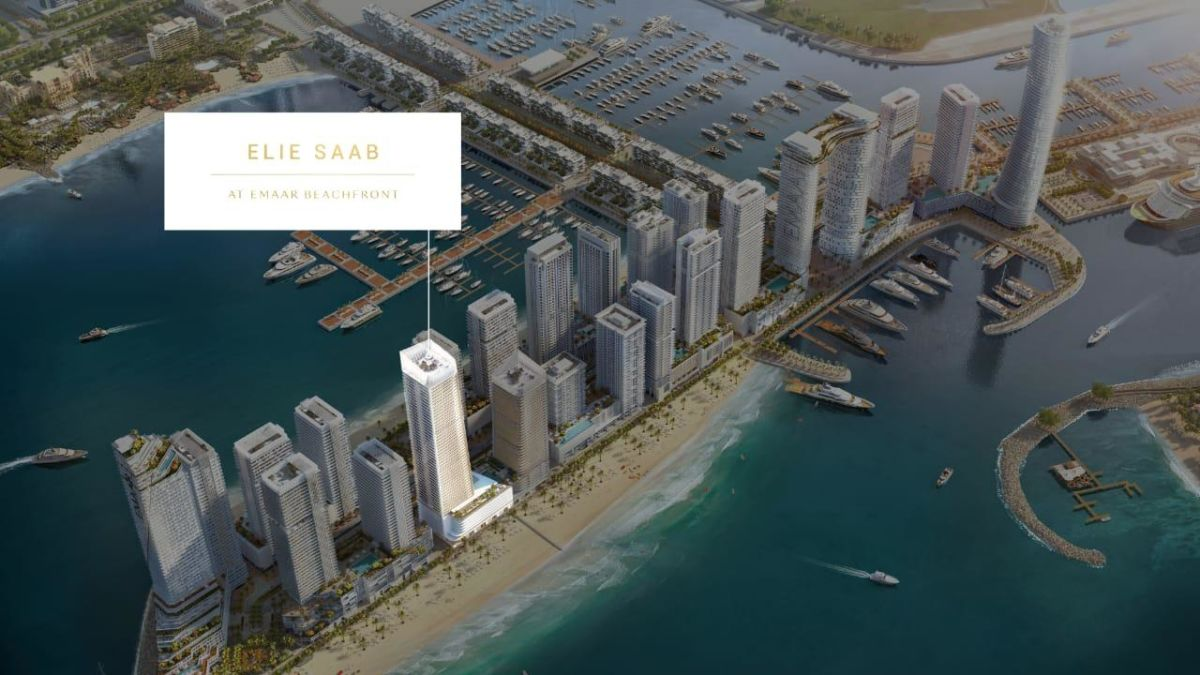 Grand Bleu Tower Emaar Beach Front