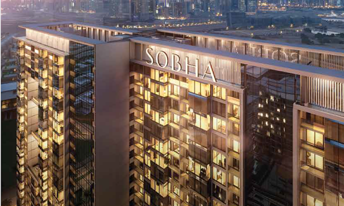Sobha unveils luxury One Park Avenue residential project in Dubai
