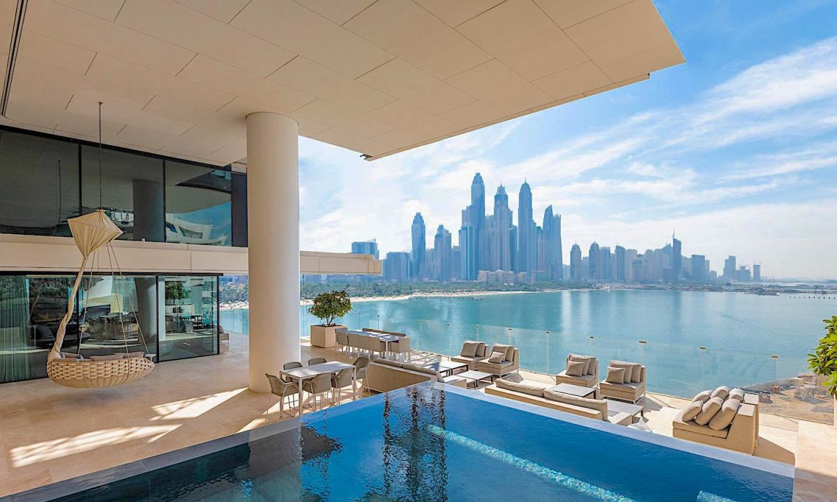 Dubai Property News - 74 million Palm Jumeirah villa is most expensive home sold in 2019