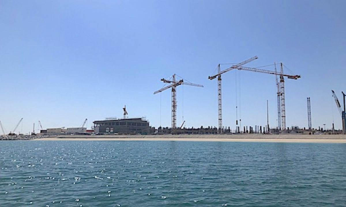 Emaar Beachfront Updates 26 May 2019