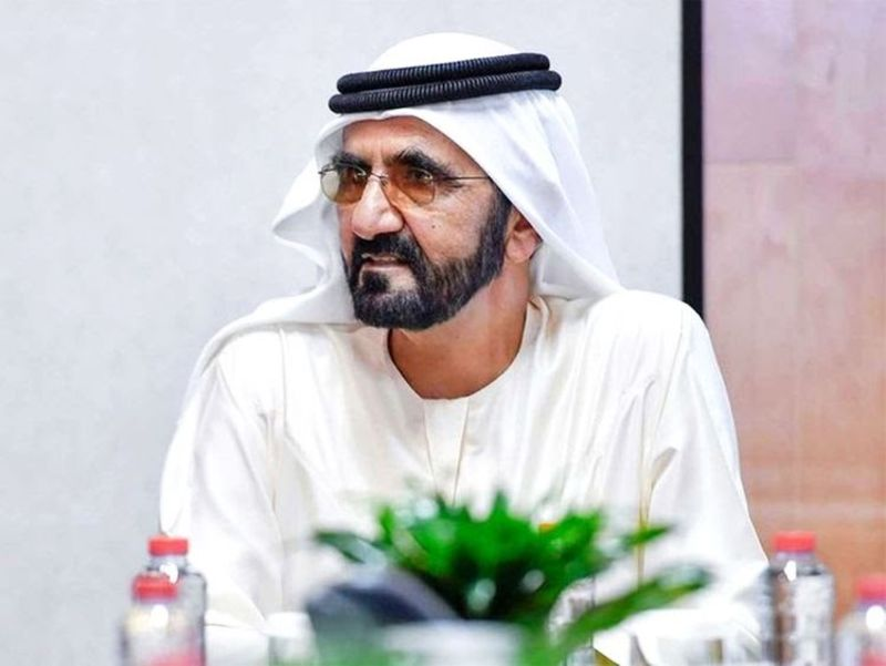Message from Sheikh Mohammed for UAE government officials, ministers, leaders