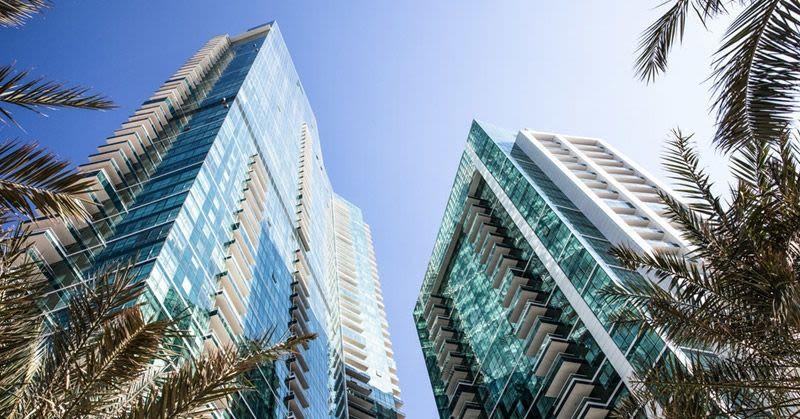 Al Bateen Residences & Hotel Tower