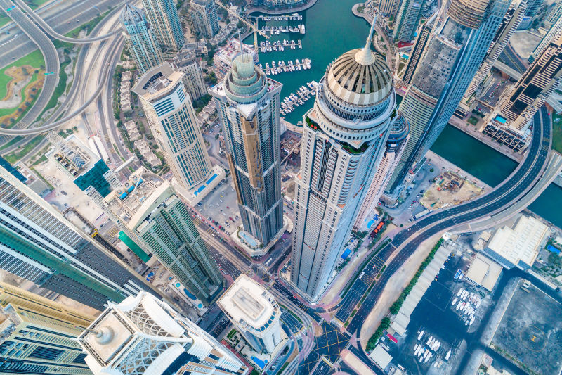 Dubai property sales hit highest mark since 2008
