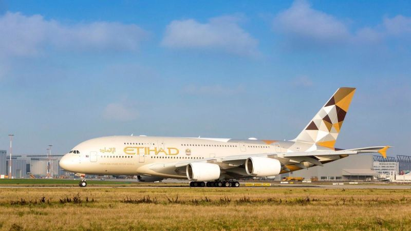 Etihad to resume flights to Abu Dhabi for UAE residents