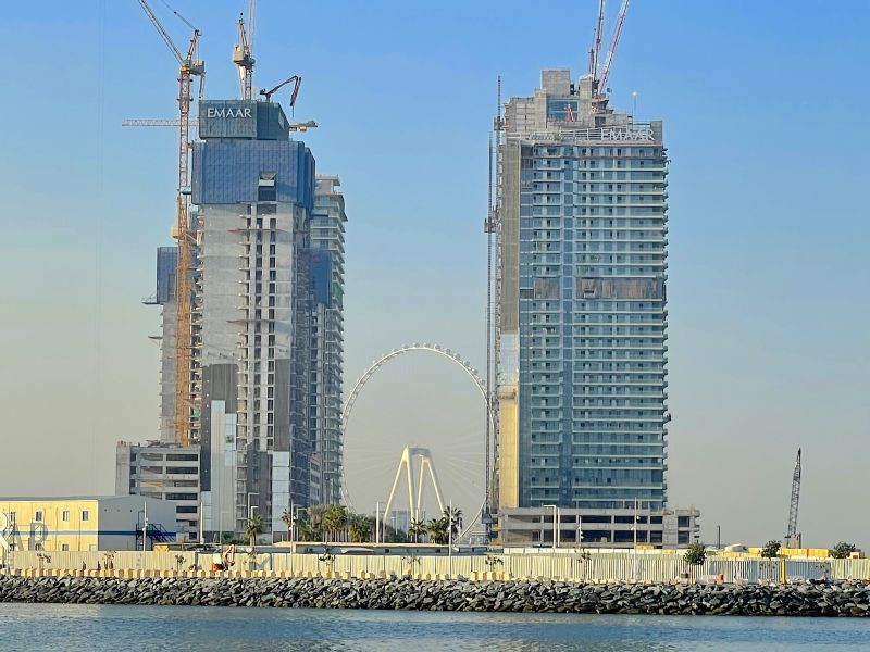 Emaar Beachfront Update | Emaar Beachfront apartments for sale