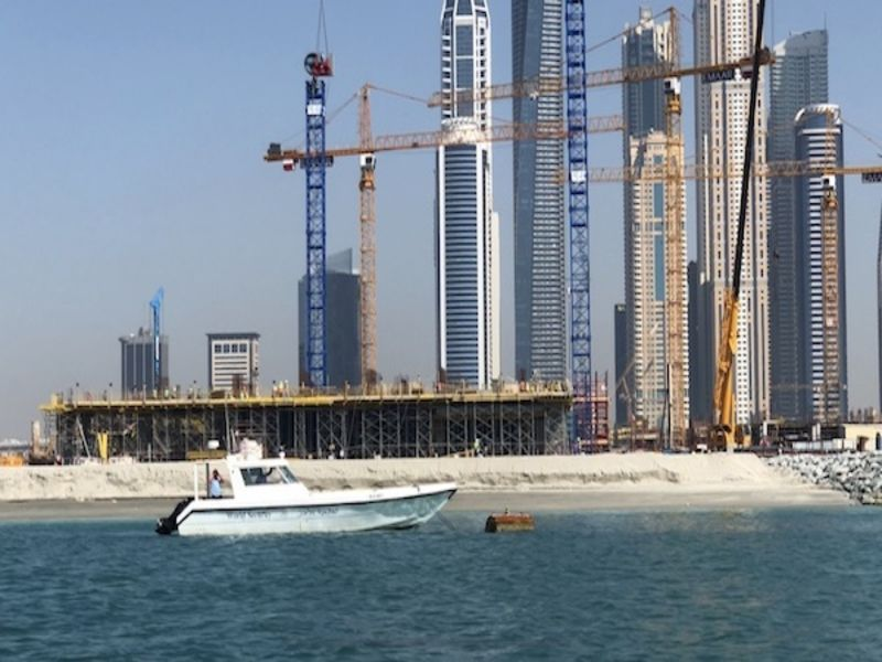 beach vista view dubai marina