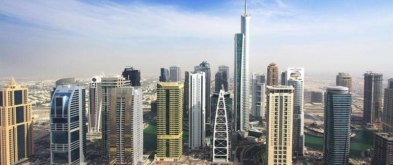 Jumeirah Lake Towers
