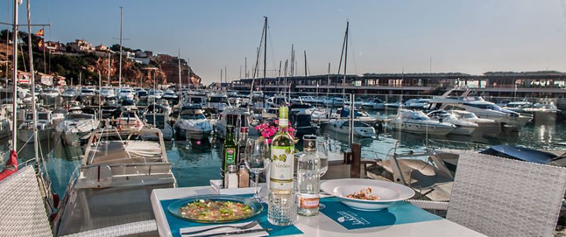 Port Adriano Bars and Restaurants