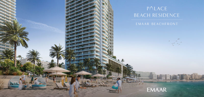 Palace Residence Emaar Beachfront
