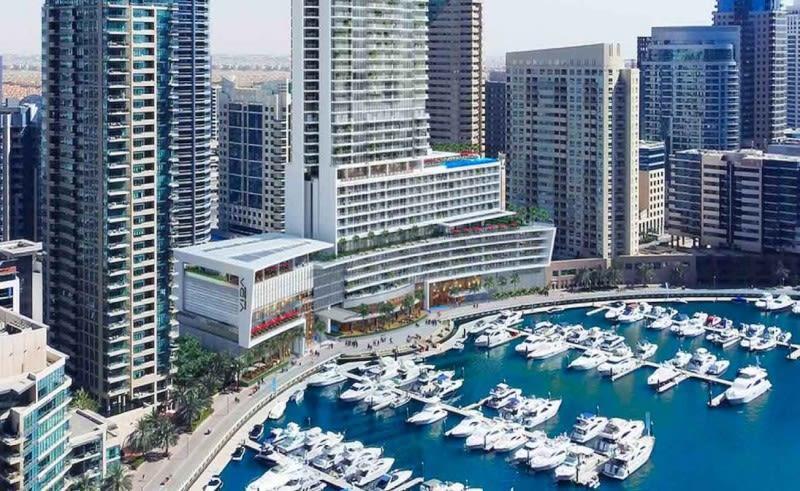 Vida Residences Dubai Marina