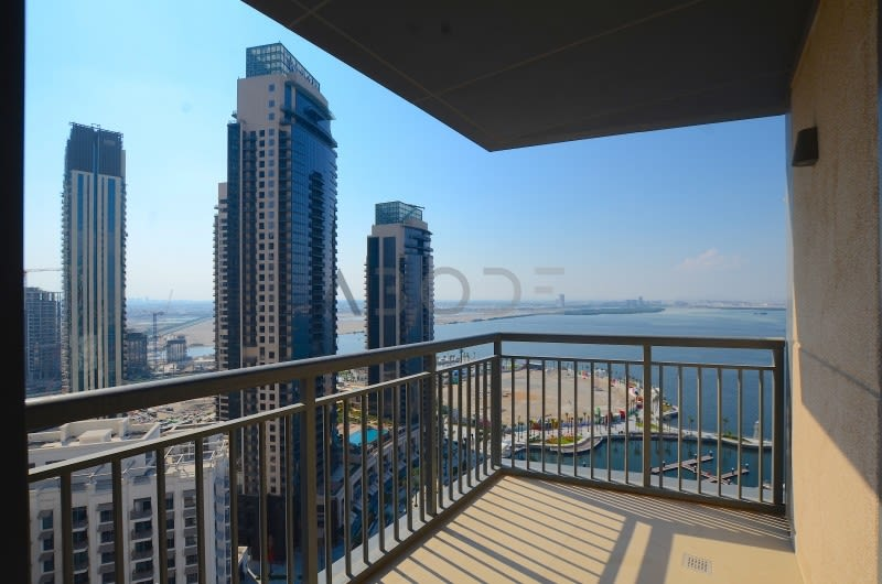 Dubai Creek Residence Tower 1 North