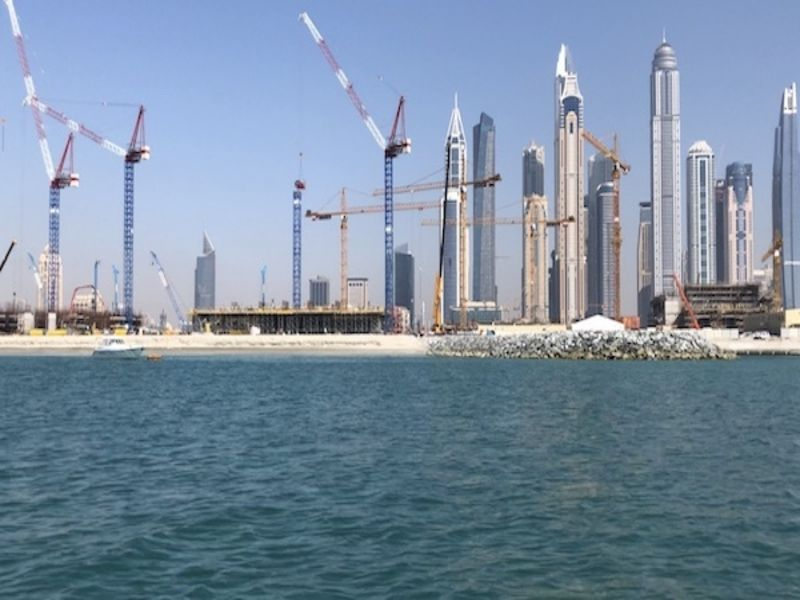 Emaar Beachfront updates and apartments for sale