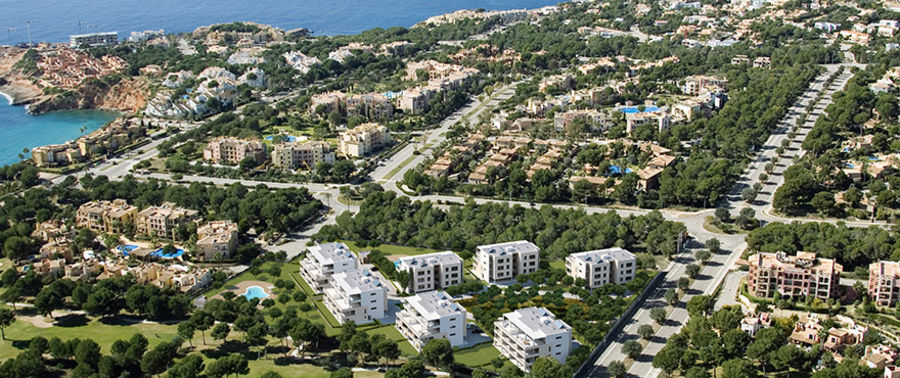 LUXURY APARTMENT FOR SALE IN PORT ADRIANO SANTA PONSA