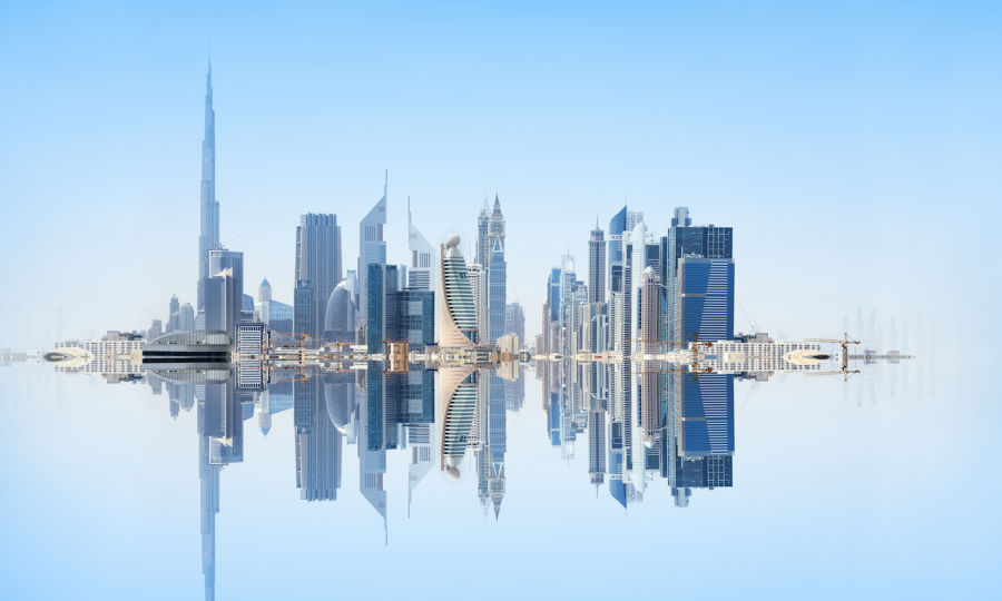 Valuations of property in Dubai Marina