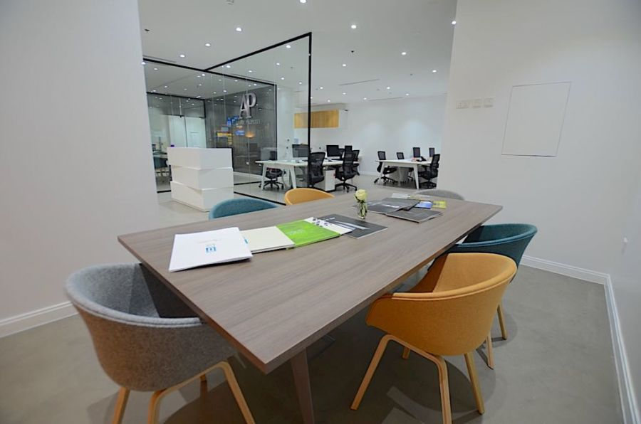 Abode Property Dubai Office