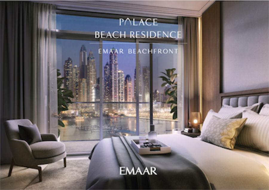 Palace Residence Dubai Emaar