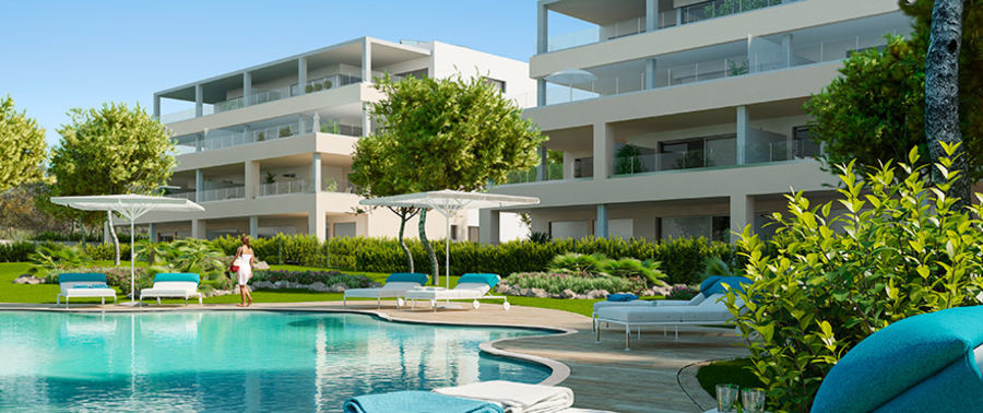 Buy an apartment in Serenity Nova Santa Ponsa Mallorca