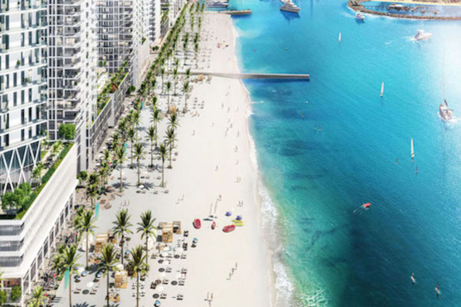 emaar beachfront updates sunrise bay