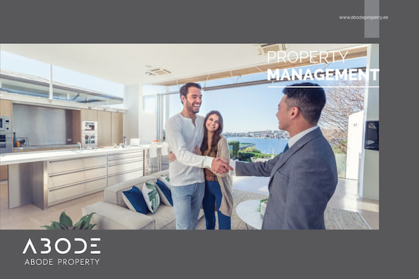 Property Management Brochure Dubai