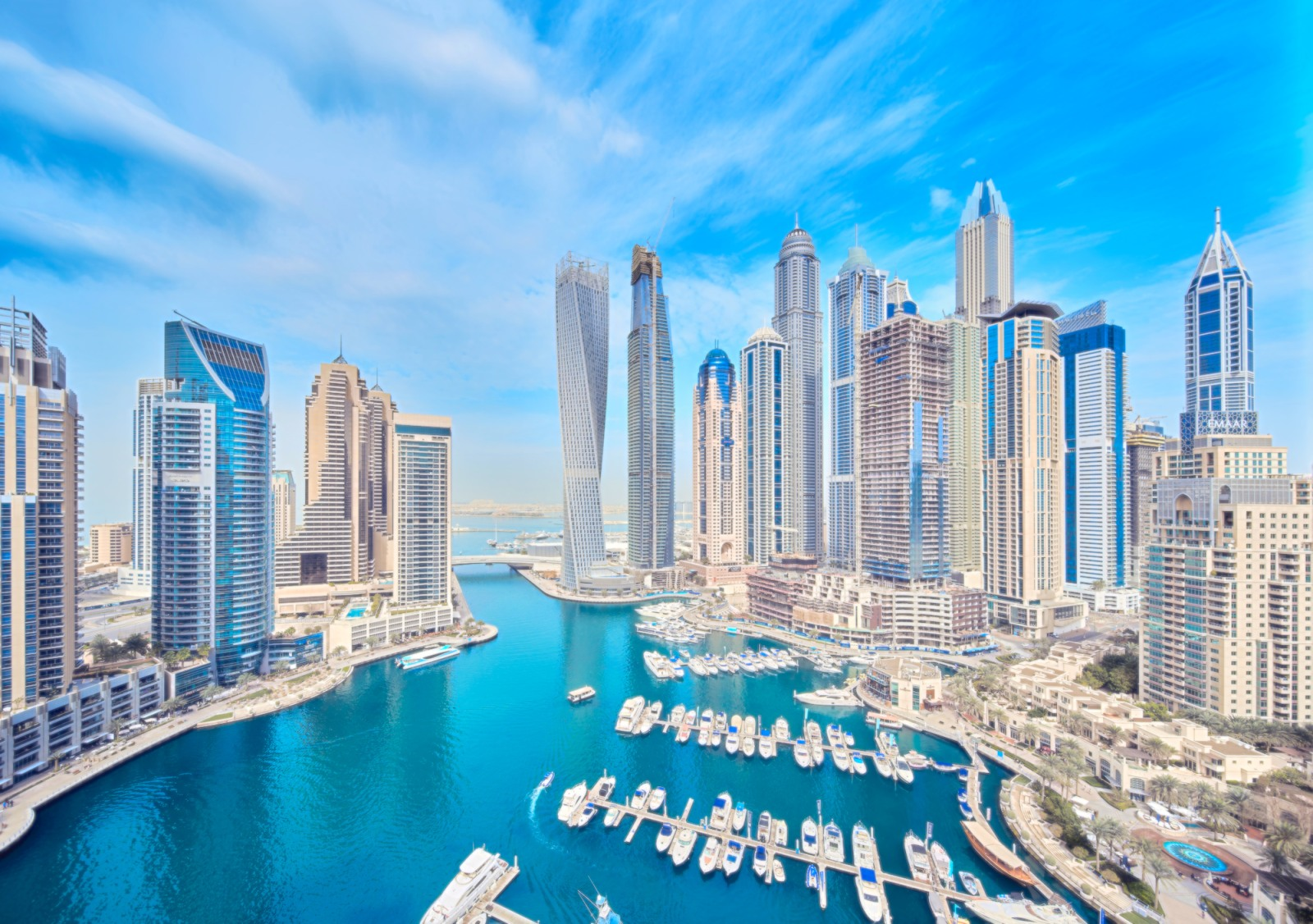 Dubai Marina Apartments for sale