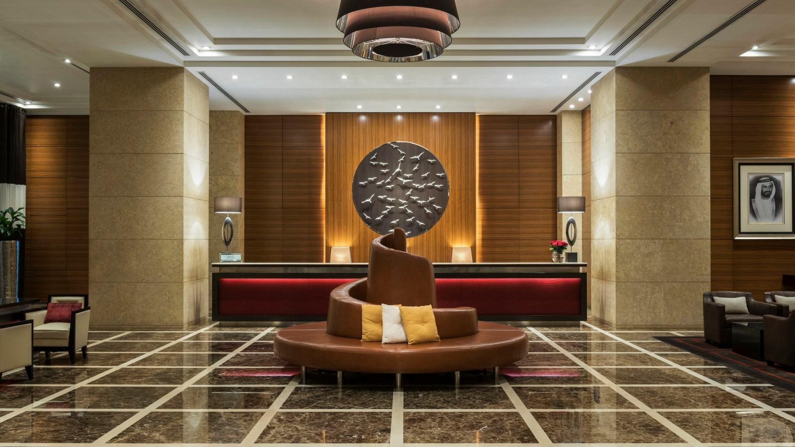 rent apartment in Grosvenor House Dubai