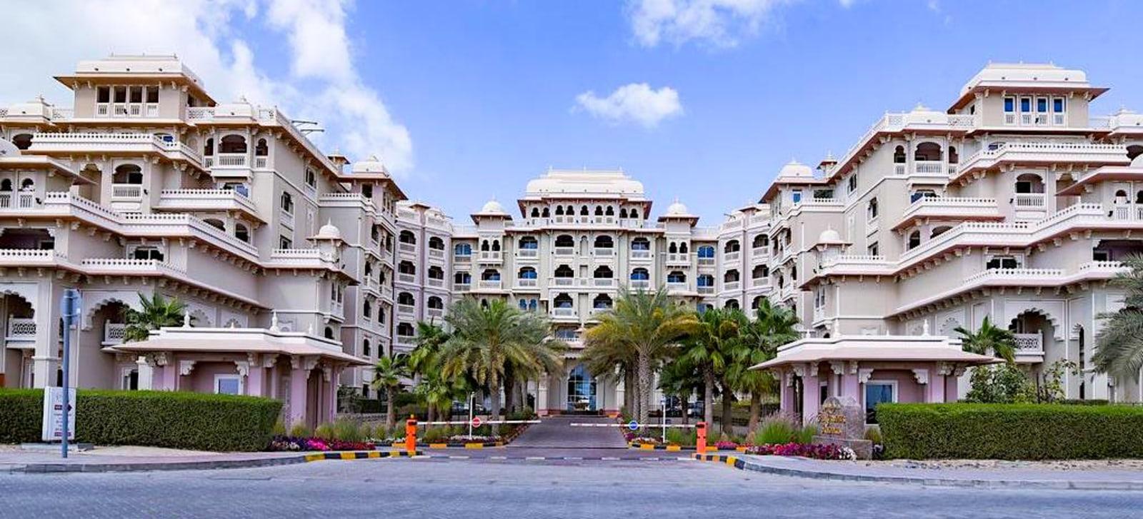 Taj Grandeur Residences