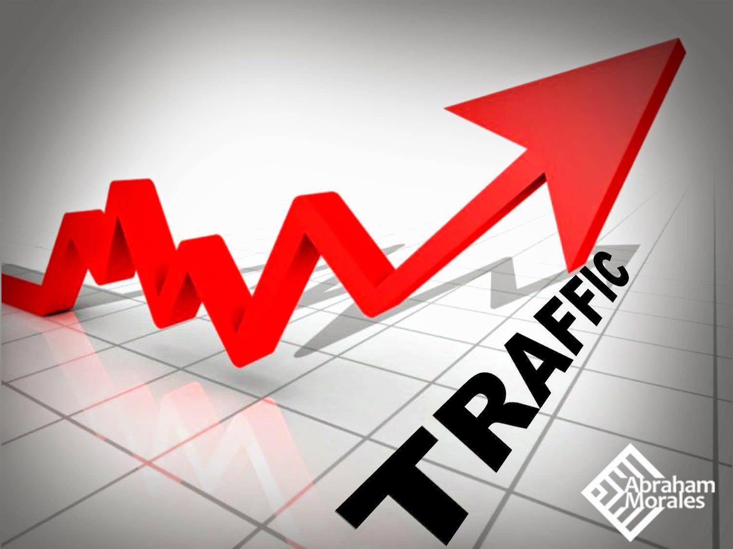 Tráfico web en ventas