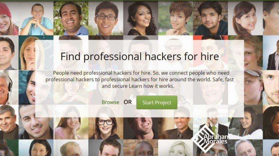 Contrata hackers