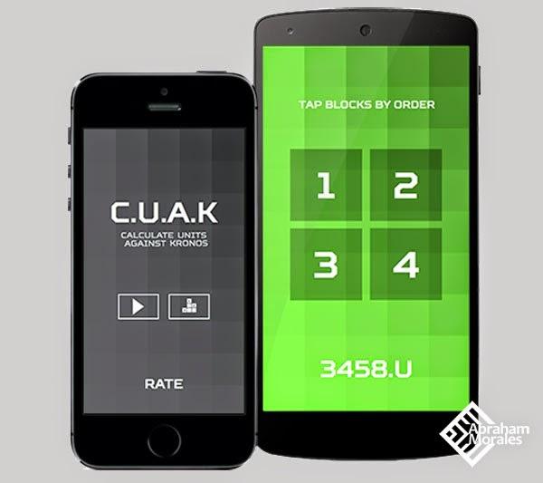 Cuak: una app de velocidad