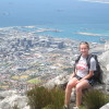 A student studying abroad with Interstudy: Cape Town - University of Cape Town