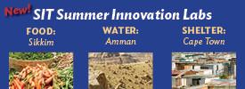 SIT Study Abroad: Jordan - Summer Innovation Lab - Water
