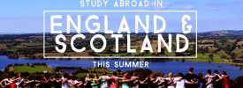 University of Georgia, Discover Abroad: England and Scotland - Summer Program
