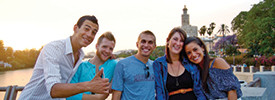 ISA Study Abroad in Sevilla, Spain