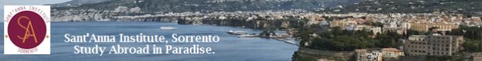 Sant'Anna Institute: Sorrento - Direct Enrollment & Exchange