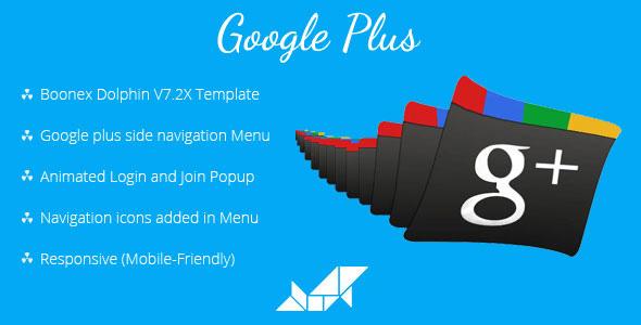 Googleplus Theme